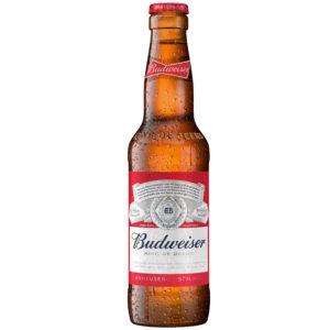 Budweiser 330ml NRB