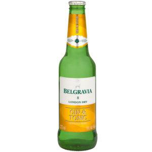 Belgravia Gin & Tonic 275ml NRB