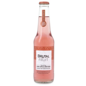 Brutal Fruit Ruby Apple 275ml NRB