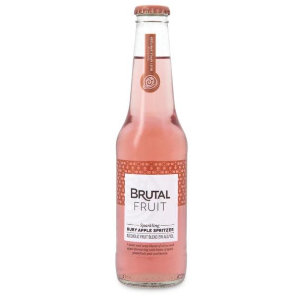 Brutal Fruit Ruby Apple 275ml NRB