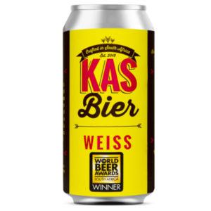 Kas Bier Weiss Can 440ml